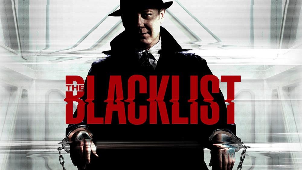 The Blacklist James Spader aka Raymond Reddington poster