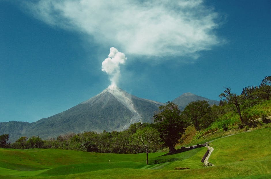 veiw in Guatemala