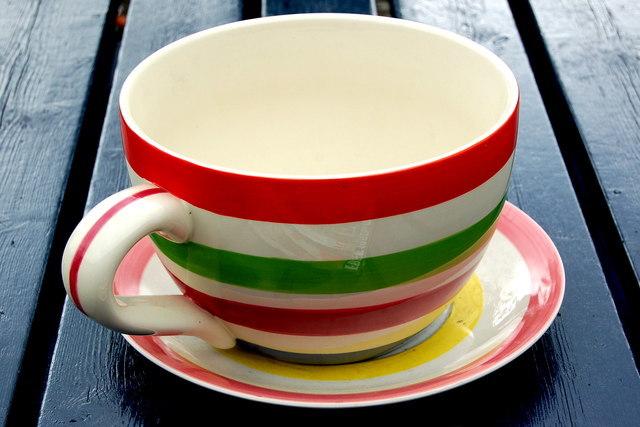 A Big Cup!