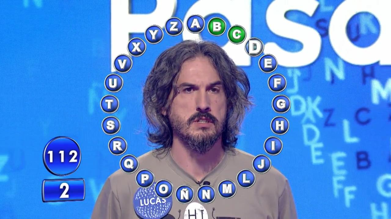 Pasabalbra on Telecinco