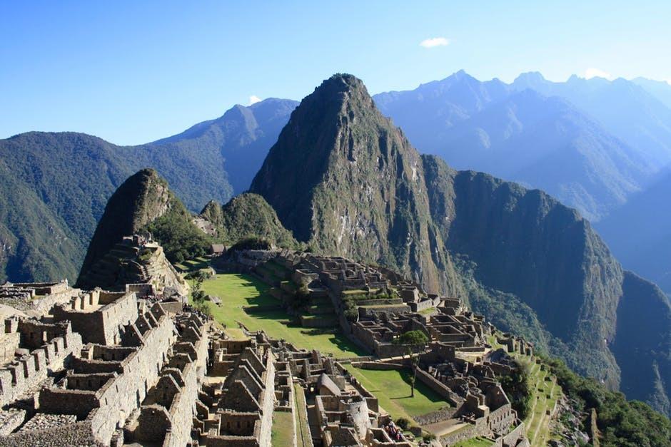 Huayna Picchu in Peru