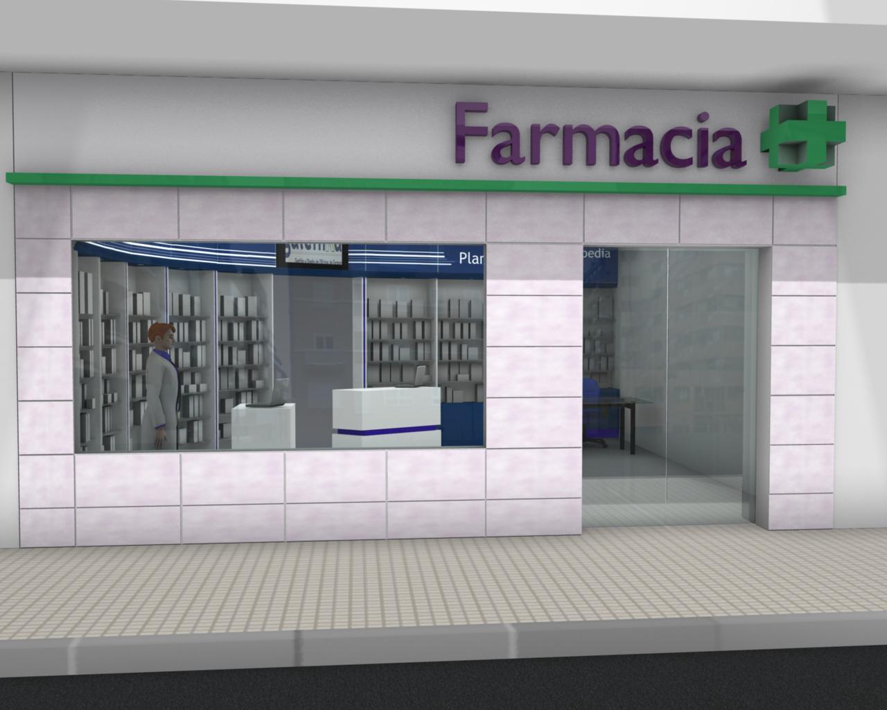 farmacia pharmacy