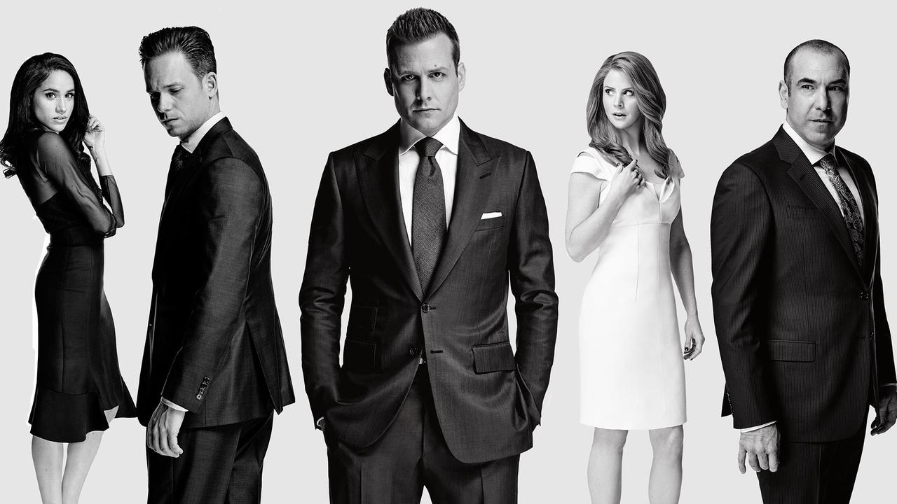 The Suits cast season 7 poster