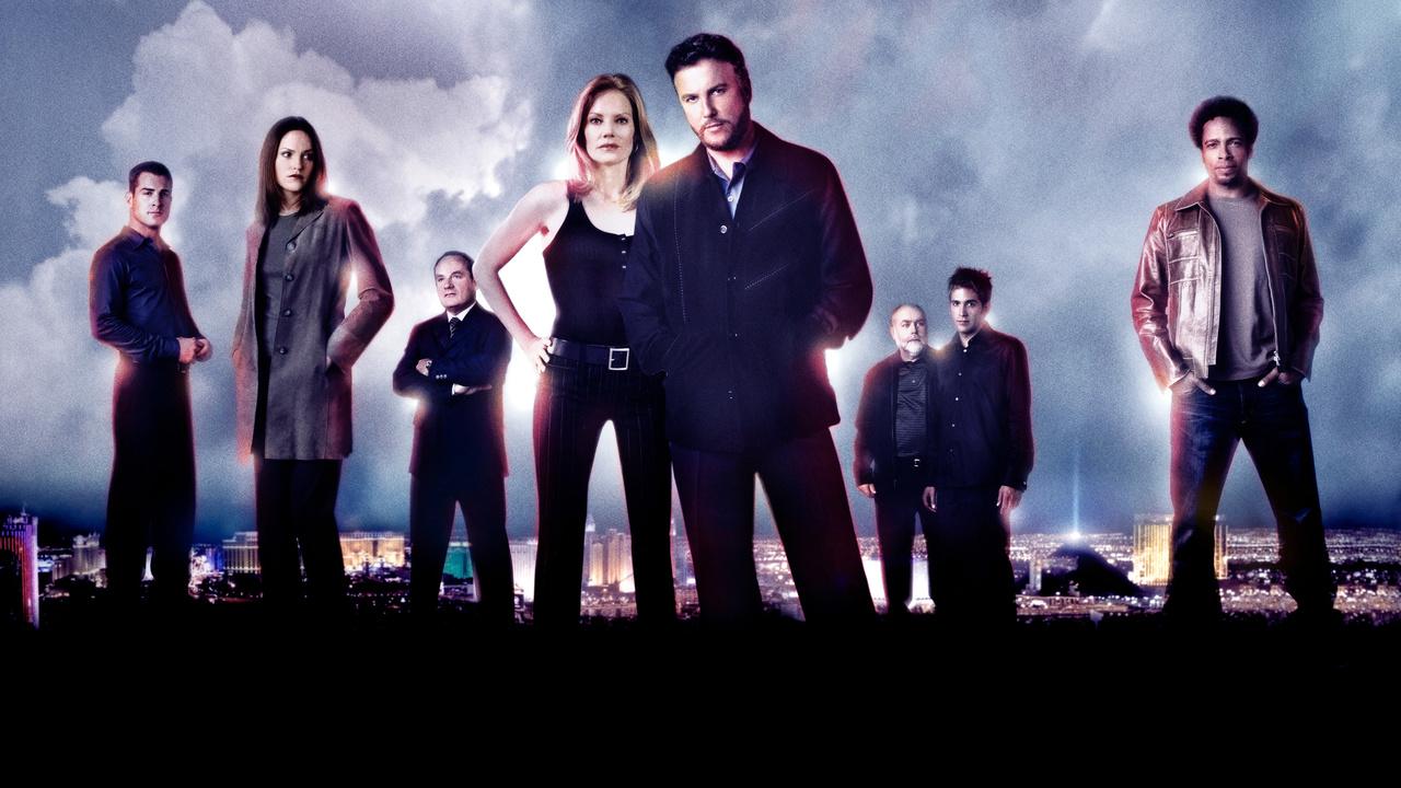 CSI cast poster
