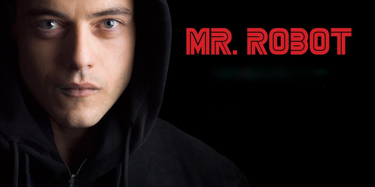 Mr Robot Rami Malek poster