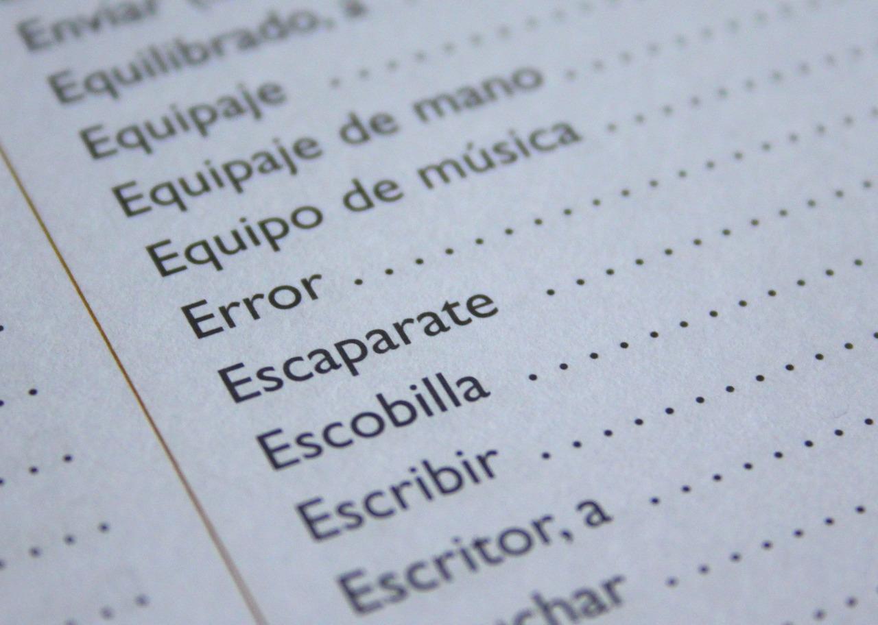 Learn Spanish Adult