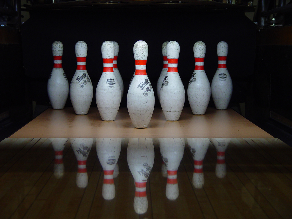 Ten Pin Bowling is the Best