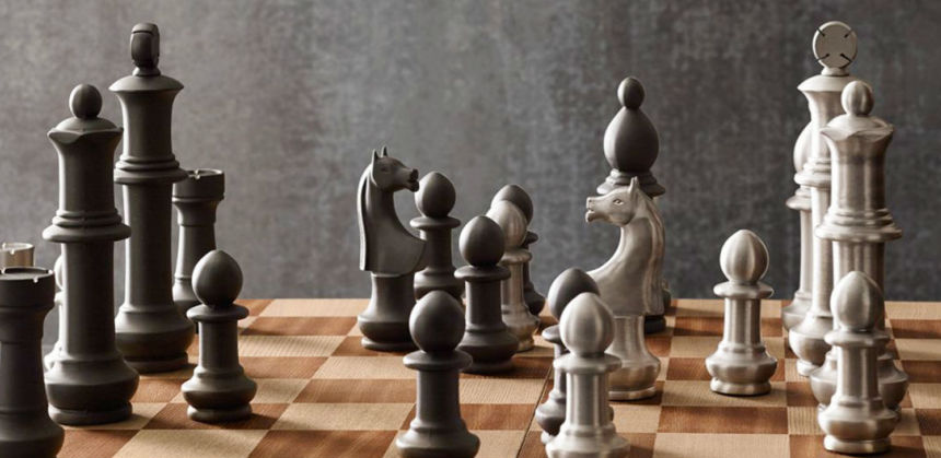 Russian vocabulary chess