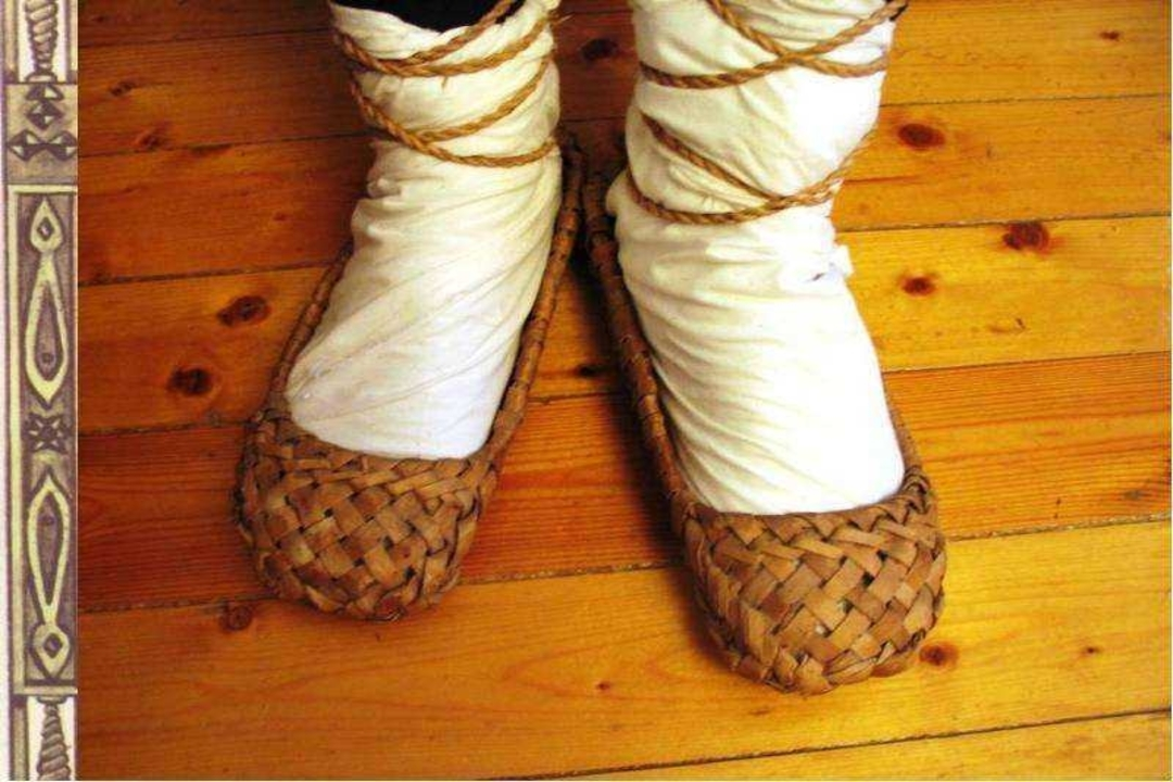 Traditional Russian Boots