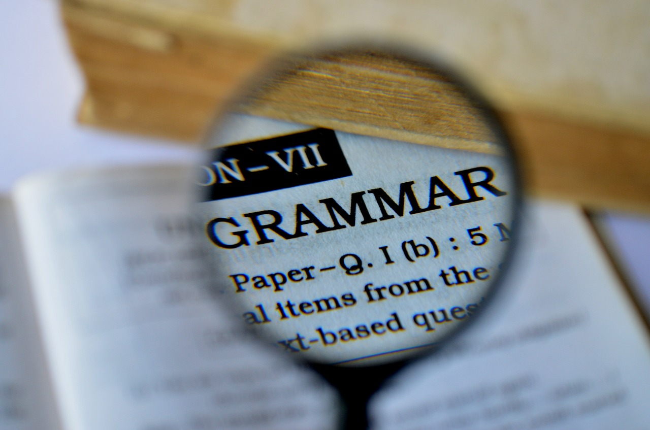 Getting Started With Grammar