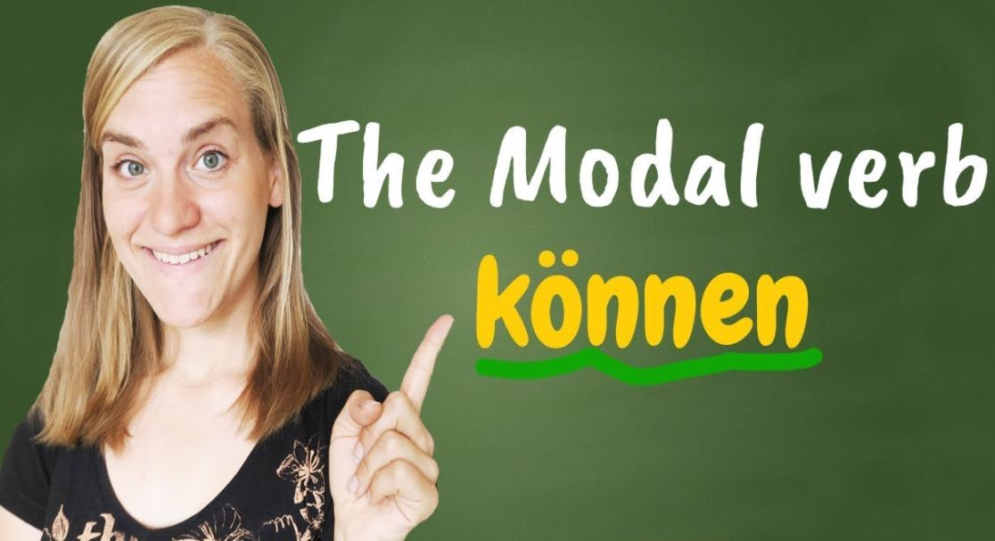 German modalverbs