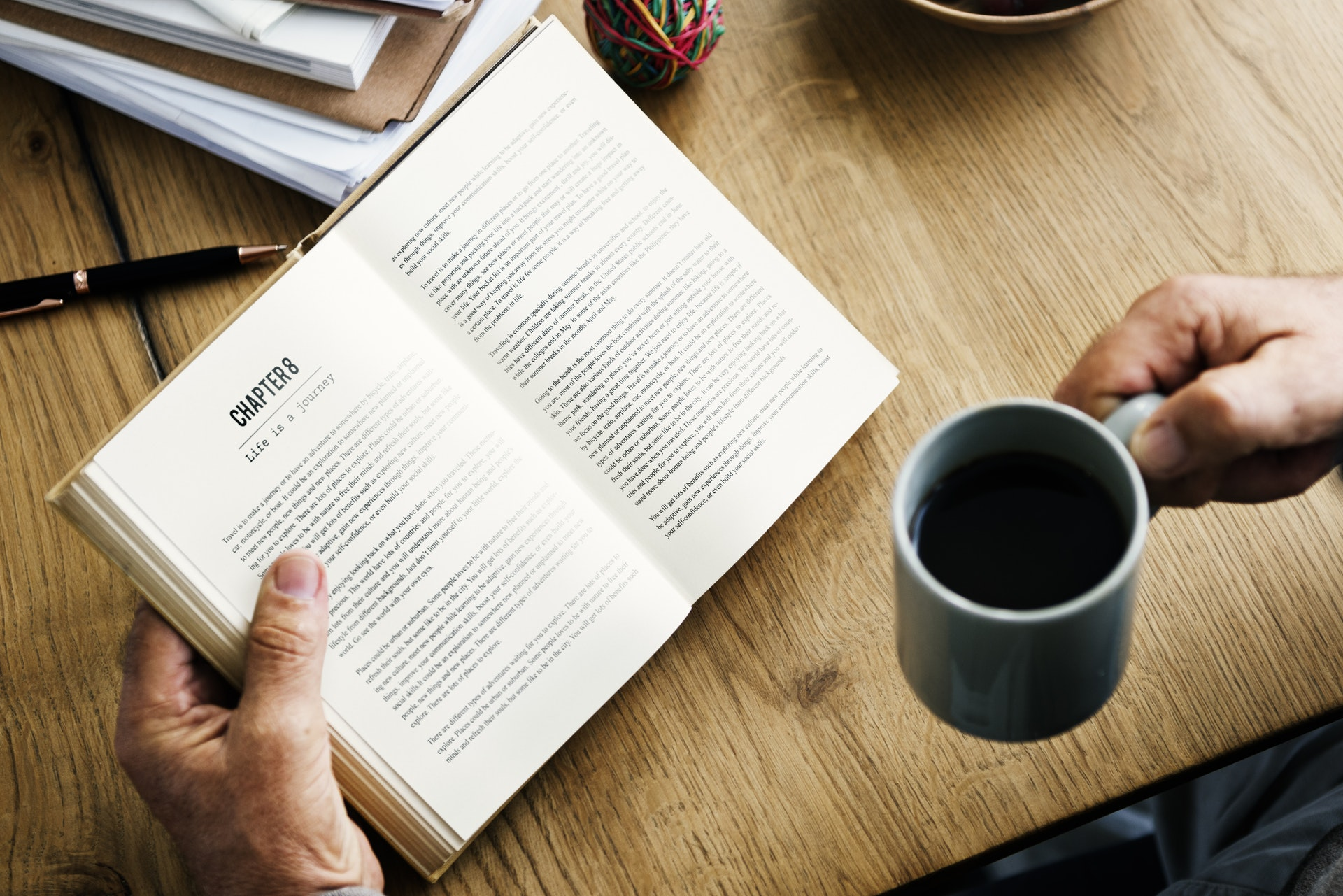 Not-So-Common Ways of Reading