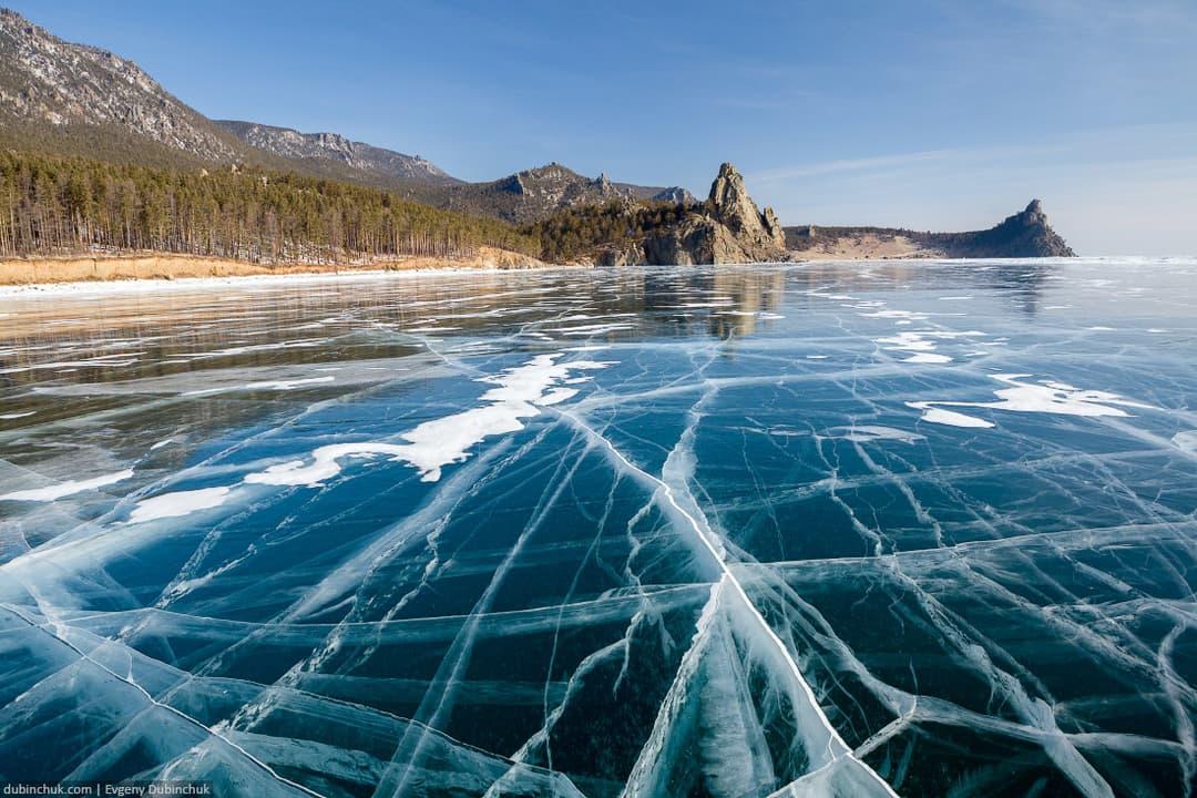Winter Baikal
