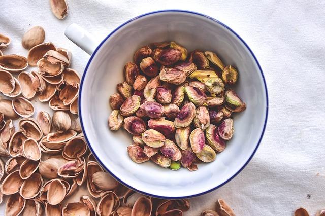 pistachios shells