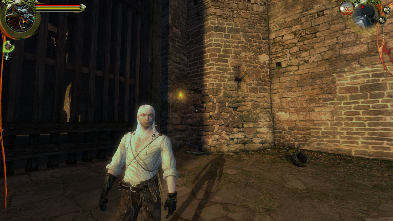 witcher 1 graphics