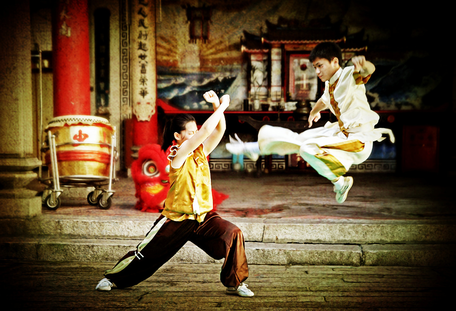 Chinese Martial Arts Movie