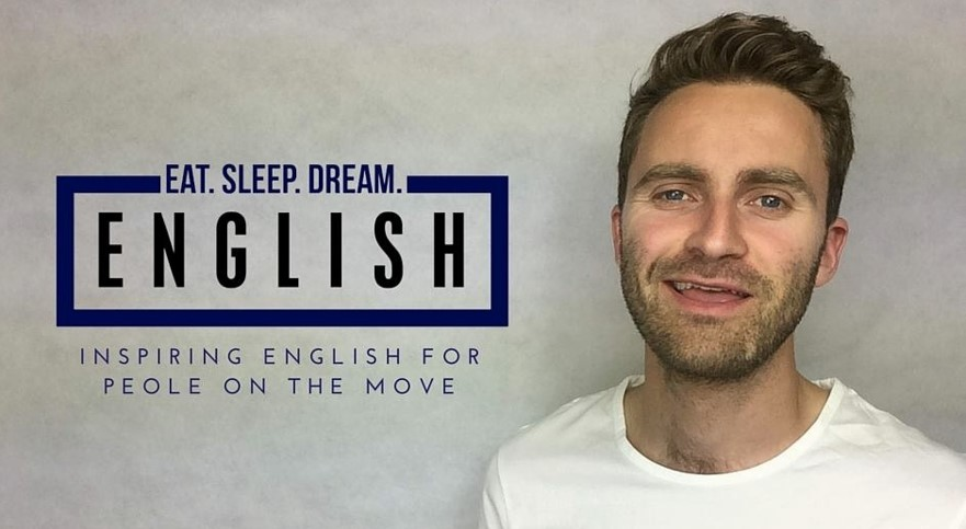 eat sleep dream english