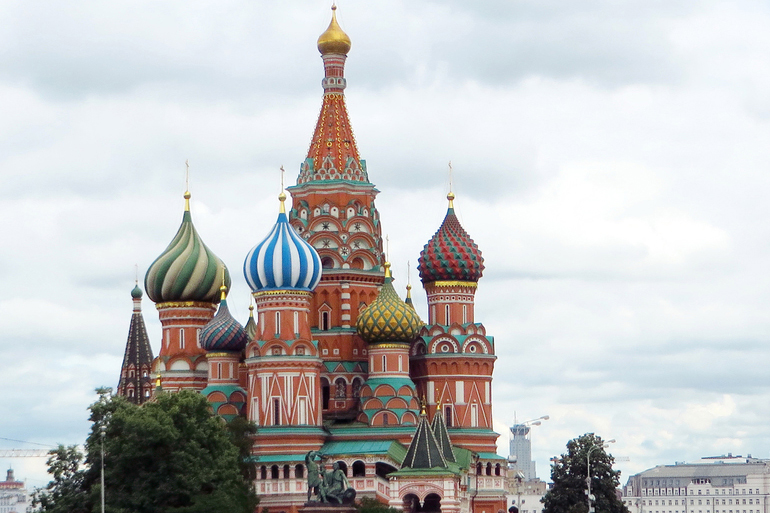 Moscow Cathedral Russia