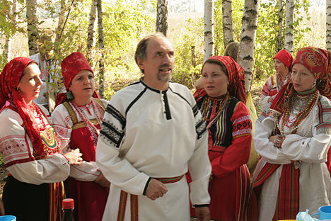 Russian Traditional Folk Singers