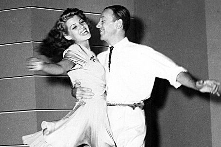 Fred Astaire and Rita Hayworth Dancing