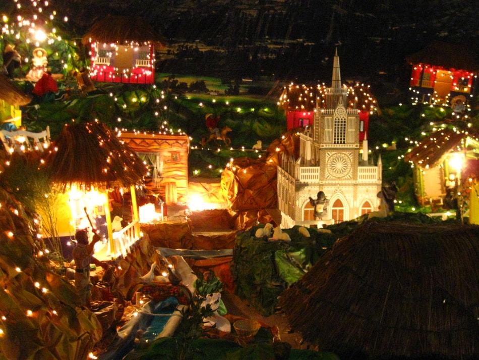 Nativity scenes in Spanish