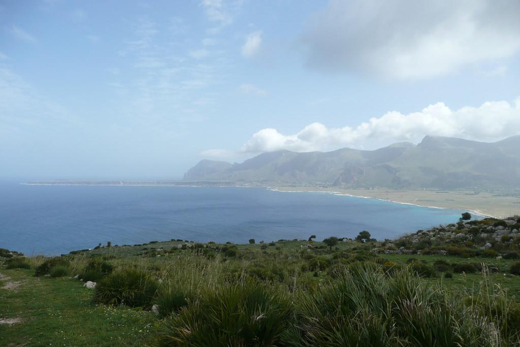 Mount Cofano, Sicily