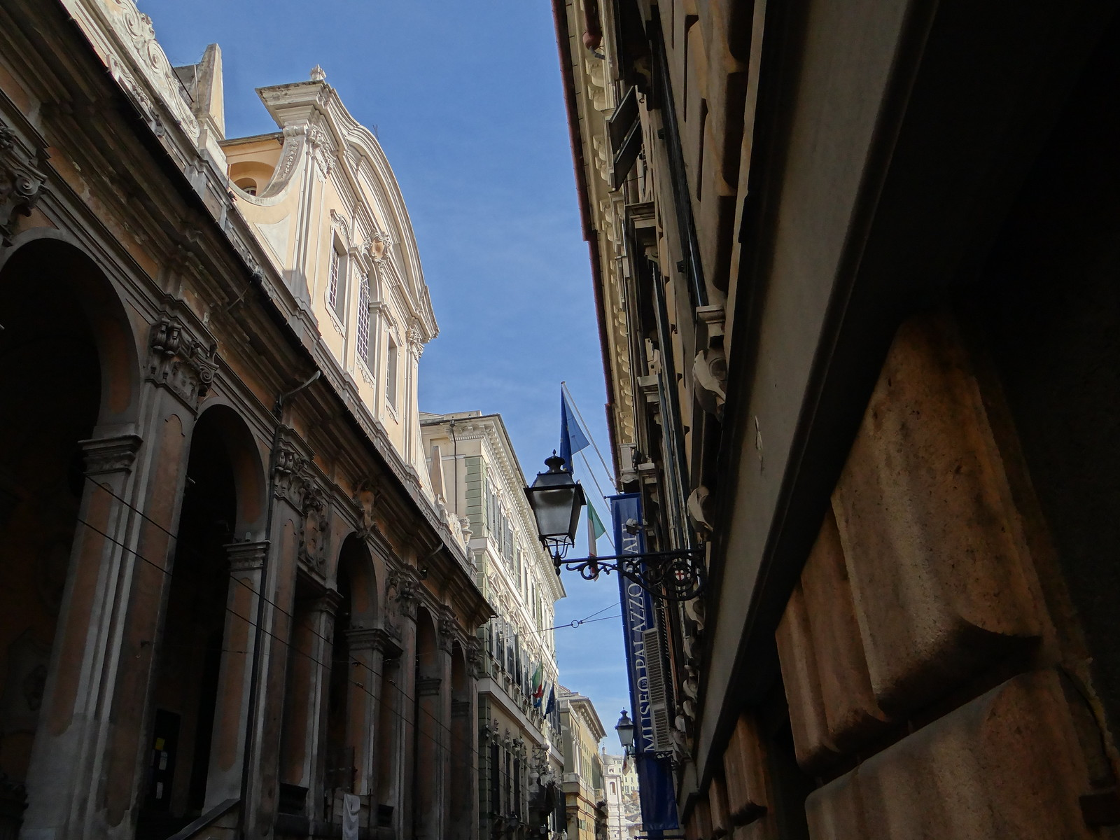 A street in Genoa