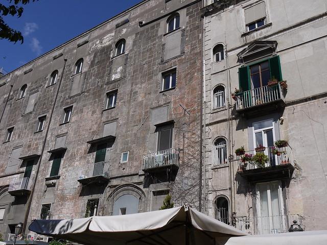 Building in Naples