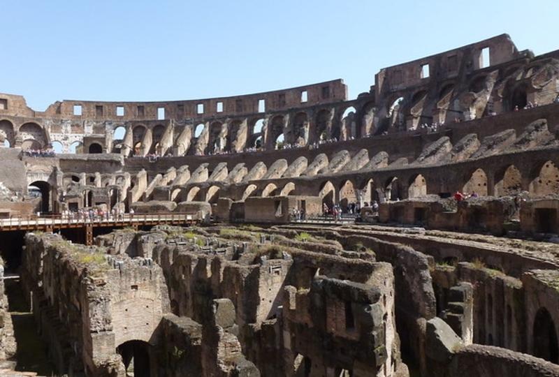Roman-collosseum