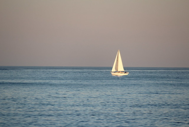 Sailboat-on-the-water