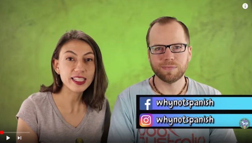 WhyNotSpanish Top YouTube Channels Learn Spanish Free