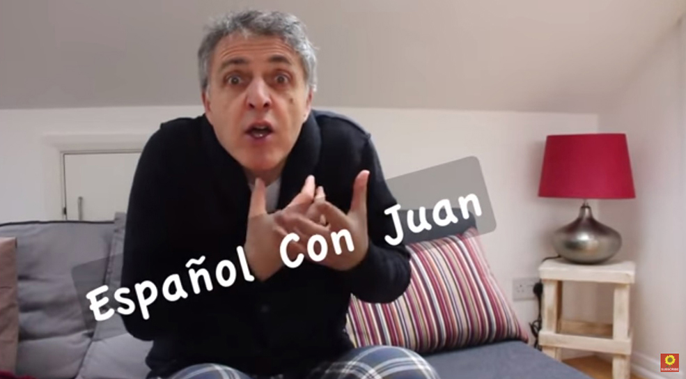 YouTube Channels in Spanish Learn Spanish Juan