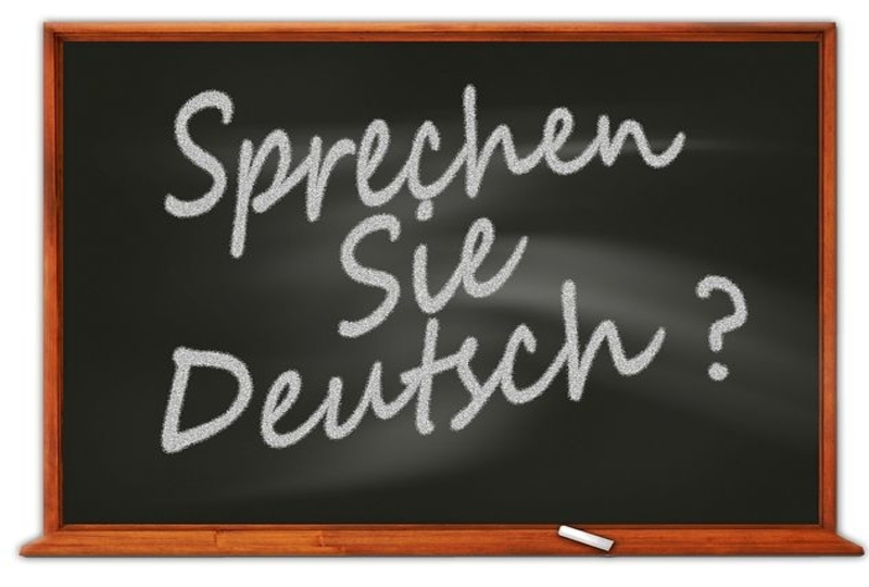 Leraning German through key word components