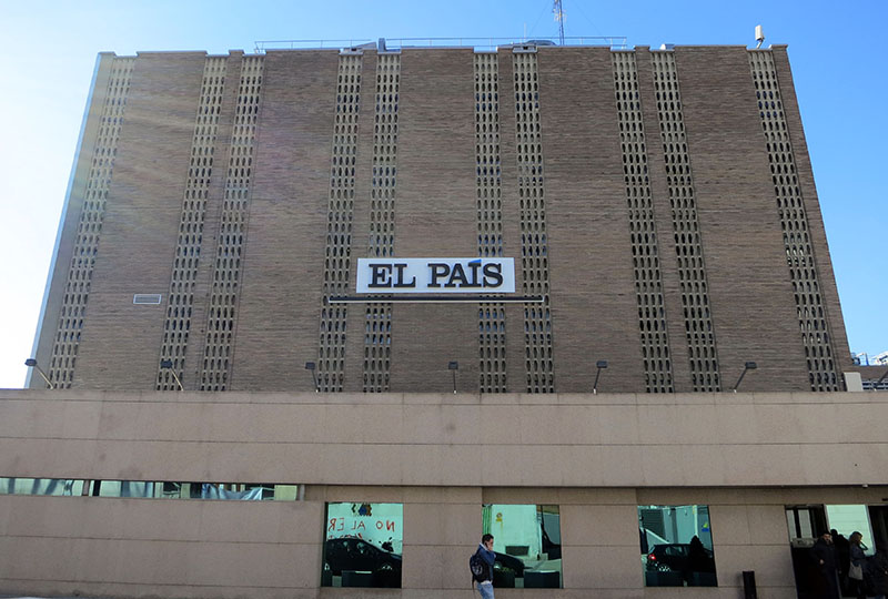 El Pais Newspaper Spanish News For Language Learners