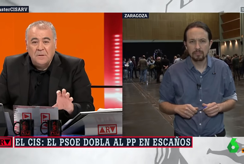 La Sexta News Rojo Vivo Spanish Language Learners