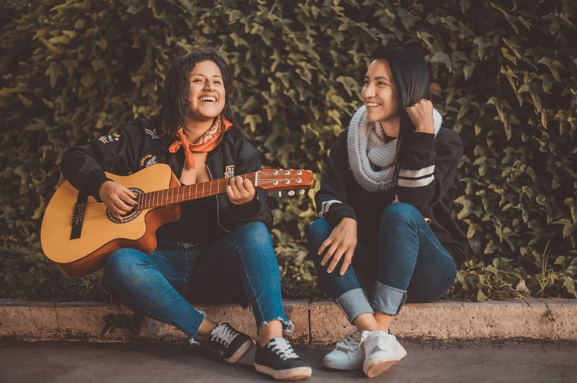 make learning languages fun with English songs