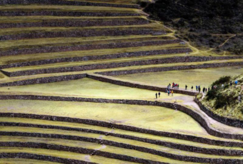Rural areas in Mara, Peru