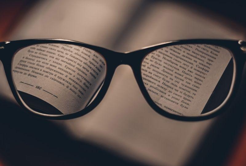 Through A Glasses