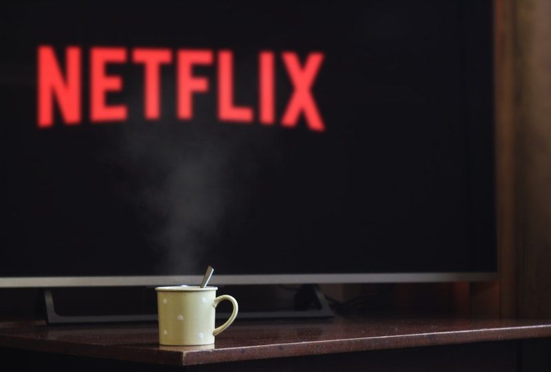 Ceramic Cup with TV