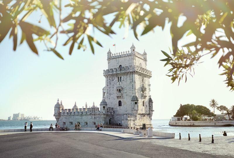 Castle in Lisbon