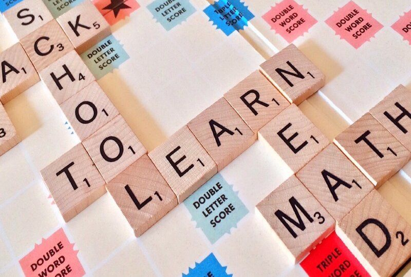 letters that say learn