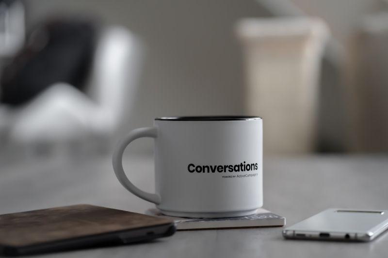 Conversations cup
