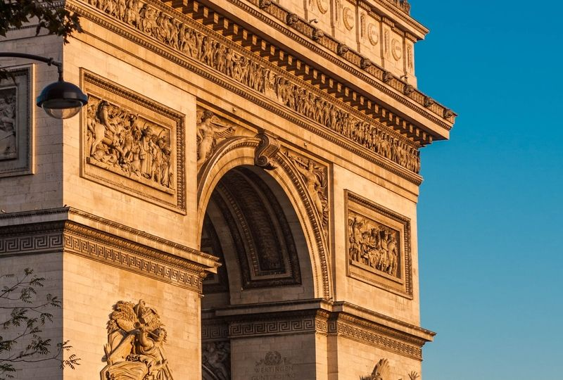 L arc Du Triomphe