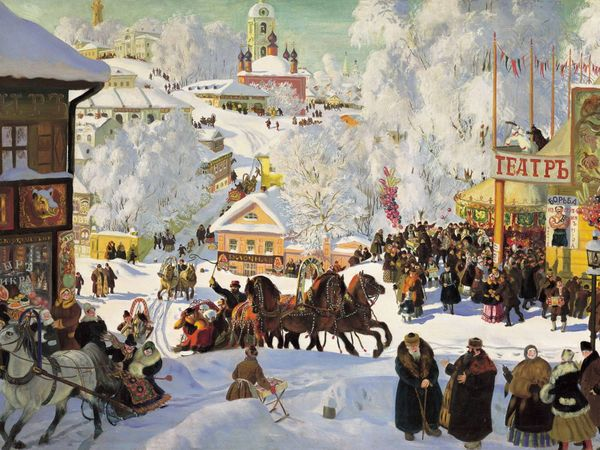Top 6 Russian Holidays like Maslenitsa and How to Celebrate Them
